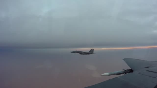 After completing their deployment on a six month rotation in Southwest Asia the 336th Expeditionary Fighter Squadron is heading home to Seymour...