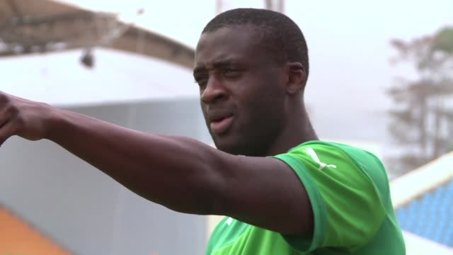 After four successive wins Manchester City and Ivory Coast star Yaya Toure is in the running to once again be voted African Footballer of the Year