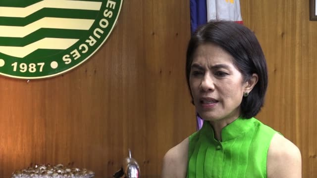 after two decades as a yoga missionary philippine environment secretary regina lopez is unleashing her inner rage on the mining industry while aiming... - missionary stock videos & royalty-free footage