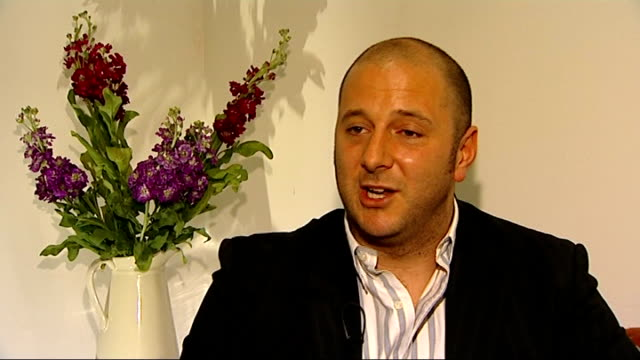 Aftermath of Champions' League final ENGLAND INT Tom Cross interview SOT