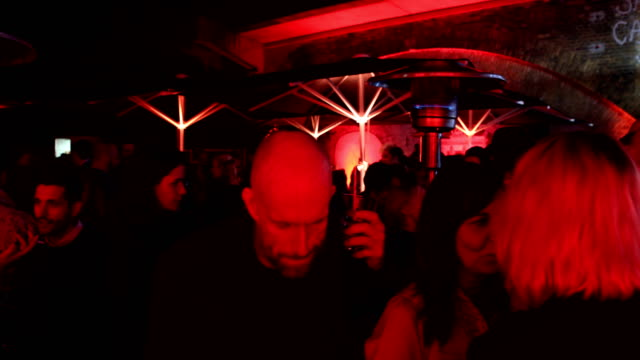 afterparty new faces award film at umspannwerk alexanderplatz on may 2 2019 in berlin germany - after party stock videos & royalty-free footage