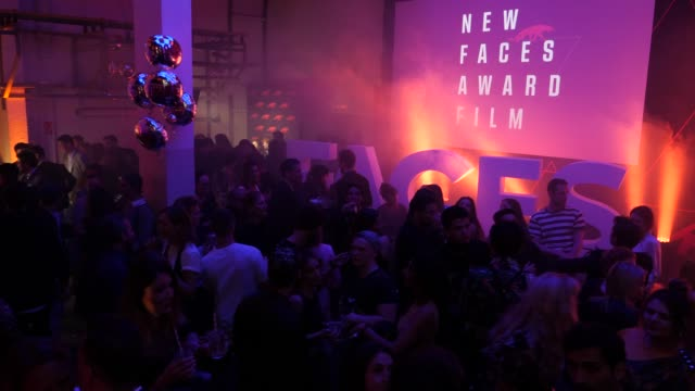 Afterparty New Faces Award Film at Umspannwerk near Alexanderplatz on May 2 2019 in Berlin Germany