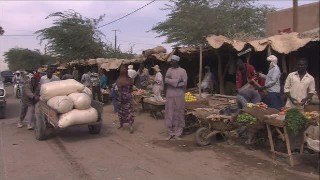 Agades In Niger