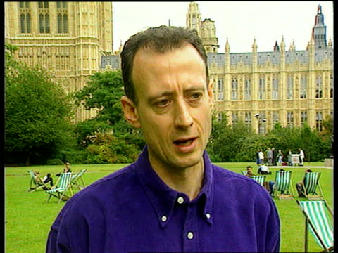 Age of consent ITN Westminster Peter Tatchell interviewed Baroness Young the peers which oppose an equalised age of consent want to maintain a...