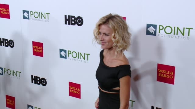 agnes olech at the point foundation's voices on point gala at the hyatt regency century plaza on october 03, 2015 in century city, california. - century plaza stock videos & royalty-free footage