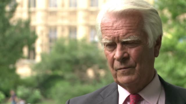 a agreement to remove all chemical weapons from syria without a military strike is still possible according to former british foreign secretary lord... - possible stock videos & royalty-free footage