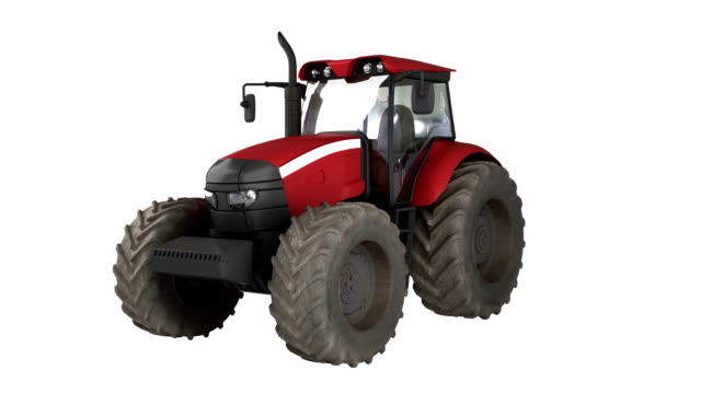 agricultural machinery tractor - tractor stock videos & royalty-free footage