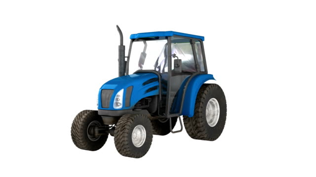 agricultural machinery tractor - construction machinery stock videos & royalty-free footage