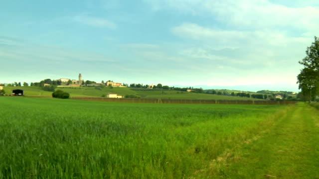 Agricultura plains con HILLS