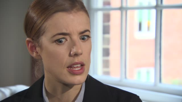 INTERVIEW Agyness Deyn on relating to her character how it reminded her of her journey when she first came to London at 'Electricity' Interviews on...