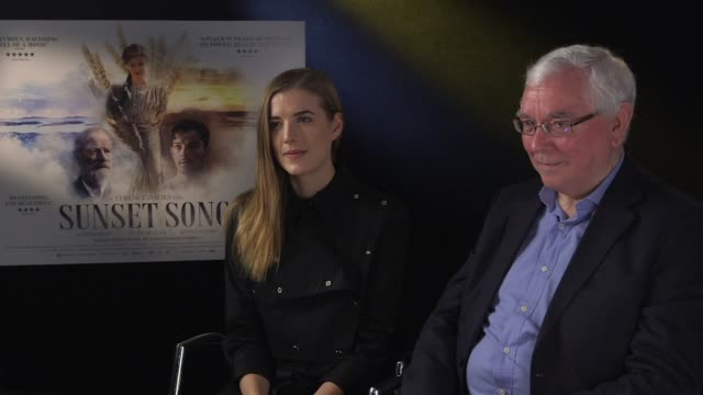 INTERVIEW Agyness Deyn Terence Davies on the film taking a long time to be made the times the film was set women having to struggle in the same way...
