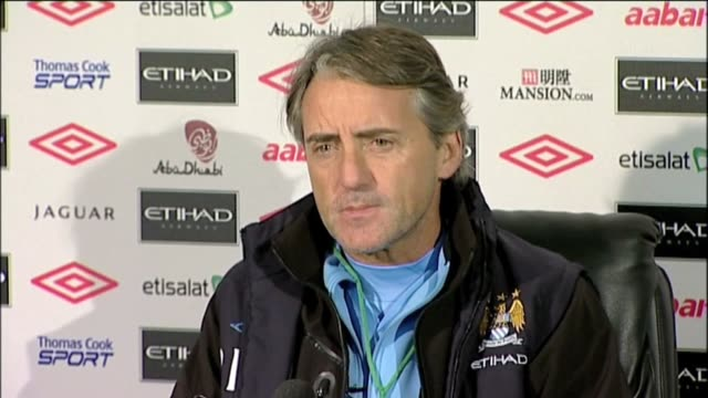 ahead of his side's home game with Norwich City Mancini covers his side's December fixtures and the big games coming up Sheikh Mansours recent...