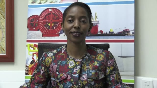 ahead of international women's day afptv is moving a series of portraits of women working in male dominated professions - direttrice video stock e b–roll