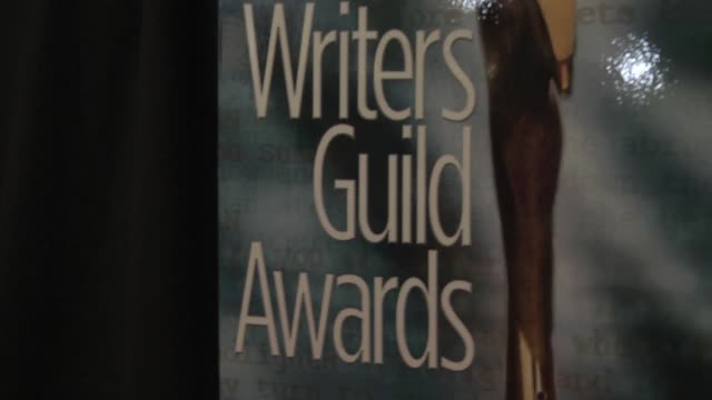 Ahead of the Oscars the Writers Guild Awards take centre stage in Los Angeles