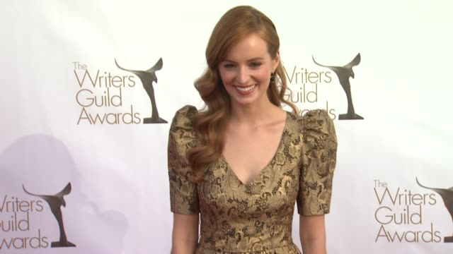 Ahna O'Reilly at 2012 Writers Guild Awards on 2/19/12 in Los Angeles CA