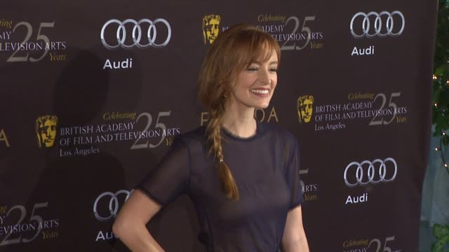 Ahna O'Reilly at BAFTA Los Angeles 18th Annual Awards Season Tea Party on 1/14/2012 in Beverly Hills CA
