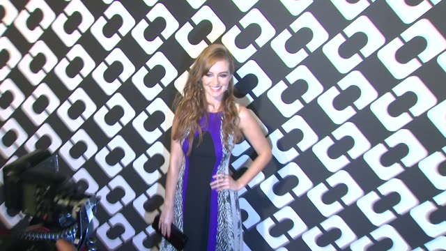 Ahna O'Reilly at Diane Von Furstenberg's Journey Of A Dress Exhibition Opening Celebration in Los Angeles CA