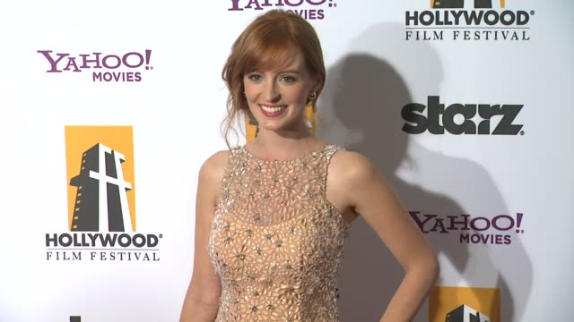 Ahna O'Reilly at the 15th Annual Hollywood Film Awards Gala at Beverly Hills CA