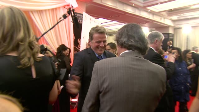 aidan quinn and neil jordan at the irish film television awards at dublin - aidan quinn stock videos & royalty-free footage