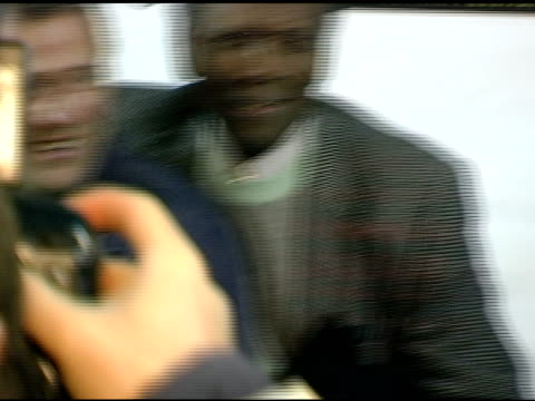aidan quinn andsidney poitier at the 2005 sundance film festival 'nine lives' premiere at the eccles theatre in park city utah on january 24 2005 - aidan quinn stock videos & royalty-free footage