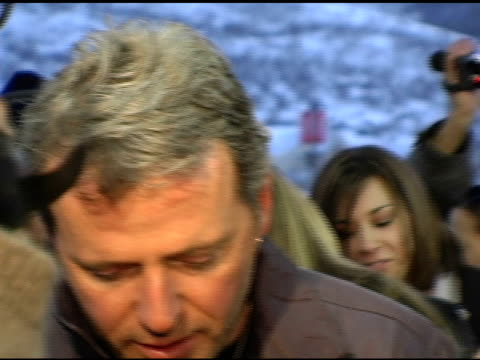 aidan quinn at the 2005 sundance film festival 'nine lives' premiere at the eccles theatre in park city utah on january 24 2005 - aidan quinn stock videos & royalty-free footage