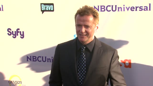 aidan quinn at the nbc universal press tour allstar party at los angeles ca - aidan quinn stock videos & royalty-free footage