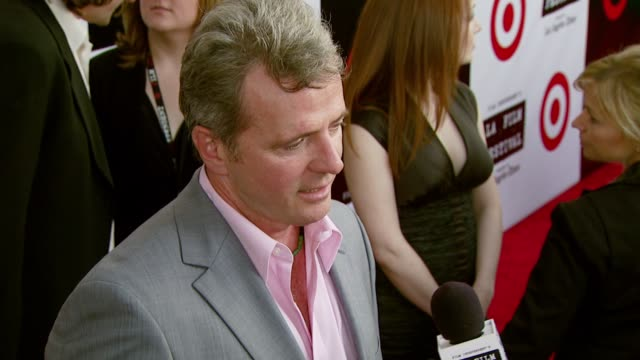 aidan quinn at the spirit of independence award ceremony honoring clint eastwood at billy wilder theater in los angeles california on june 28 2007 - aidan quinn stock videos & royalty-free footage