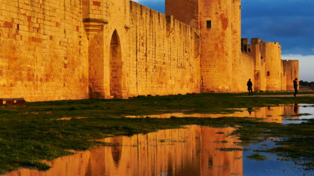 Aigues Mortes, Gard, Occitanie, France