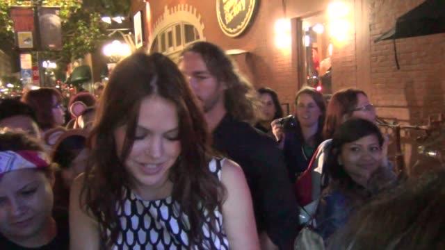 Aimee Teegarden talks Comic Con on streets of San Diego Comic Con at Celebrity Sightings ComicCon International 2013 Celebrity Sightings ComicCon...