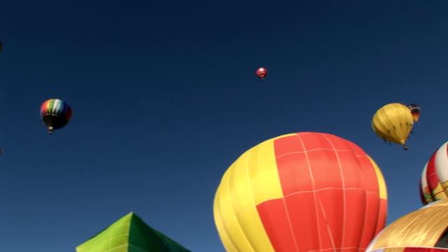 Luft Ballons Weg