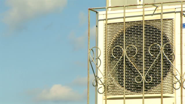 Air Condition Fan