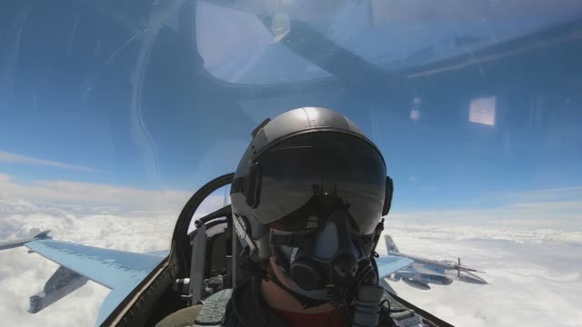 us air force f16 aggressor with new 'ghost' paint scheme takes off from nellis air force base may 23 2019 - nellis air force base stock videos and b-roll footage
