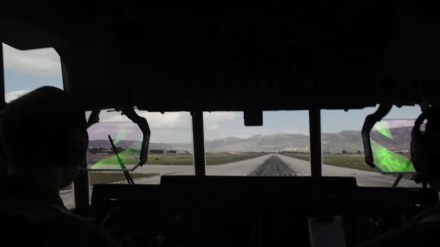 US Air Force US Army and Greek servicemembers participate in Exercise Stolen Cerberus IV at Elefsis Air Base Greece April 19 2017 The US Air Force...