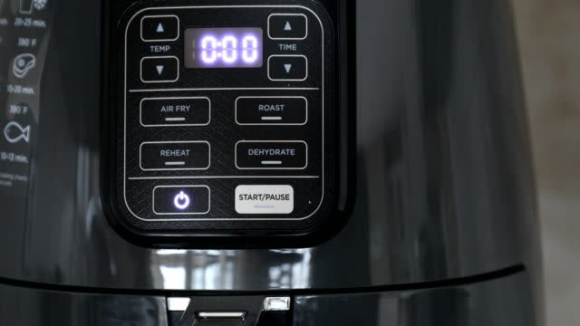 air fryer - appliance stock videos & royalty-free footage