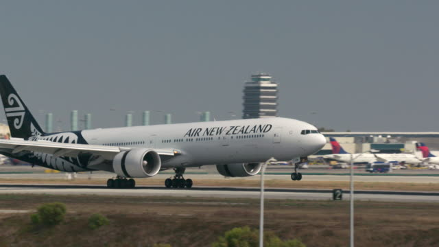 air new zealand - new zealand stock videos & royalty-free footage