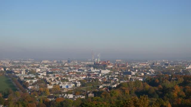 Luftverschmutzung in Krakau