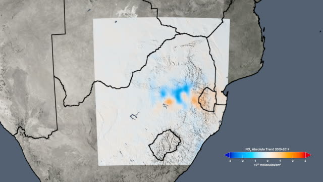 Air quality in South Africa, 2005-2014