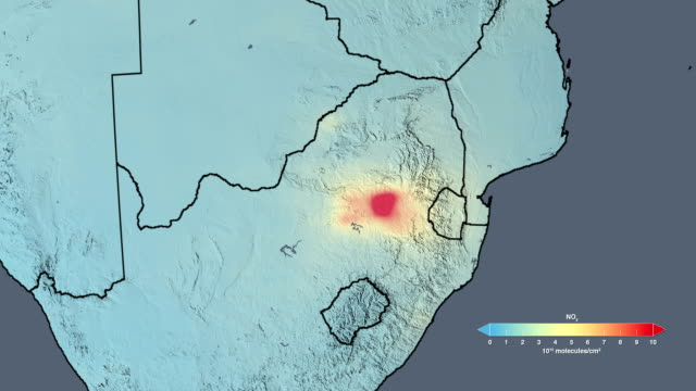 Air quality in South Africa, 2014