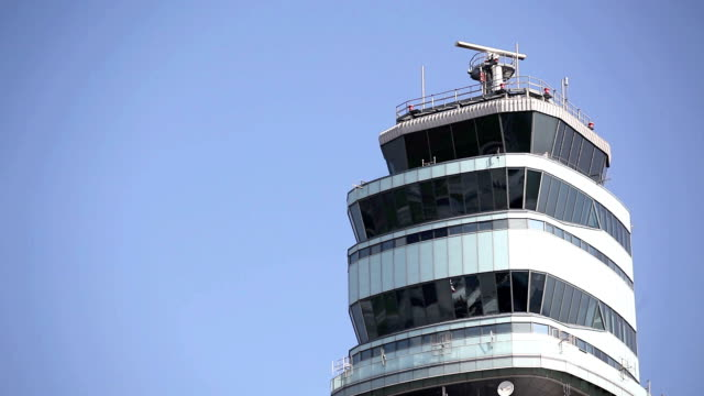 air traffic control tower - air traffic control tower stock videos and b-roll footage