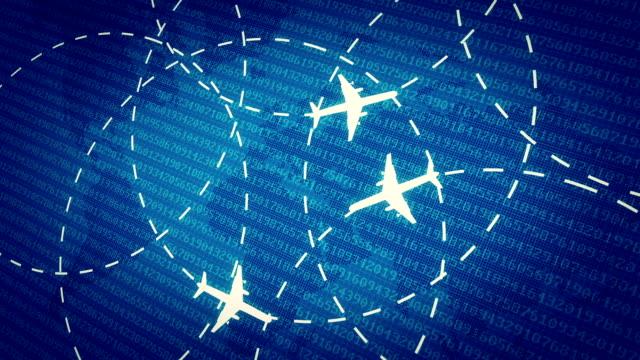 air traffic - air traffic control stock videos & royalty-free footage