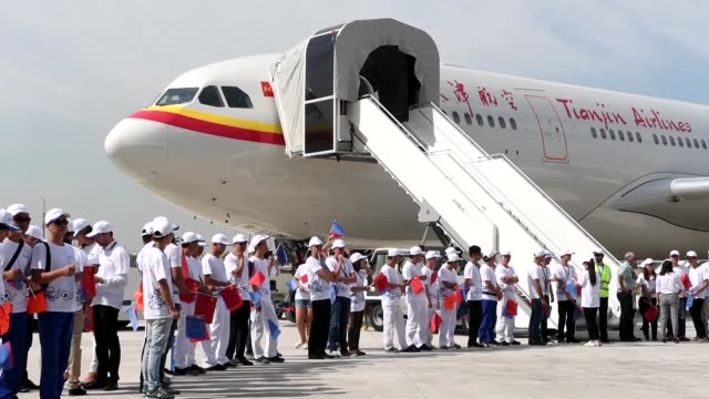Airbus on Wednesday inaugurates its first completion centre for large aircraft in China a new asset for the European manufacturer in heated...