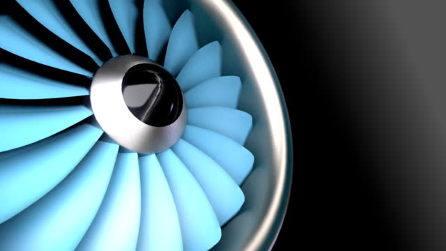Aircraft Engine - Seamless Loop