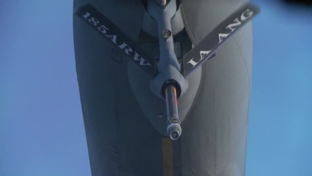stockvideo's en b-roll-footage met aircrew with the 968th expeditionary airborne air control squadron, 380th air expeditionary wing flew the e-3 sentry awacs over afghanistan on april... - operation enduring freedom