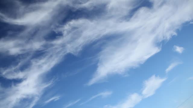 HD aeroplano volare sopra la testa