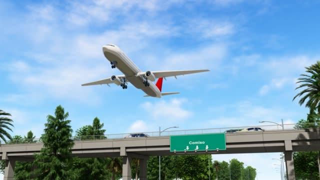 vidéos et rushes de avion qui décollait de l'aéroport de comiso italie - pinacée