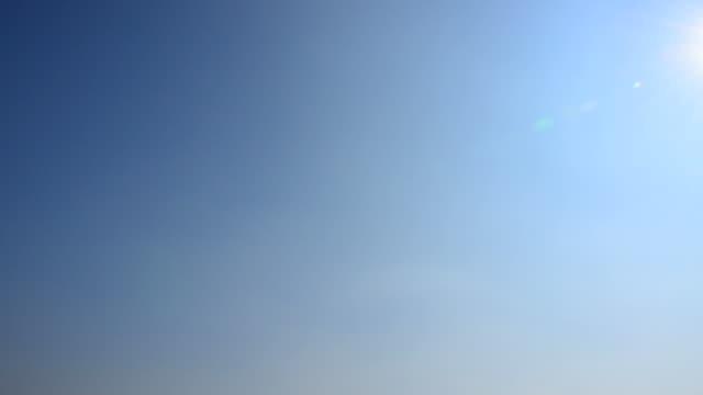 Flugzeug abheben in the Sky