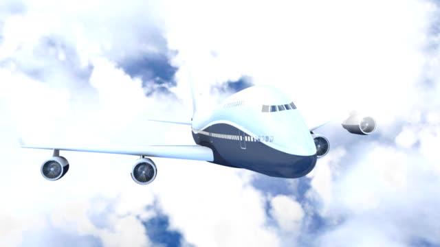 flugzeug - flugpassagier stock-videos und b-roll-filmmaterial