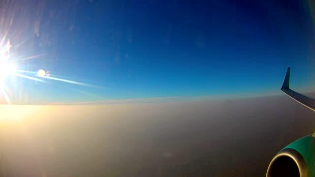 airplane window seat - pakistan stock videos & royalty-free footage