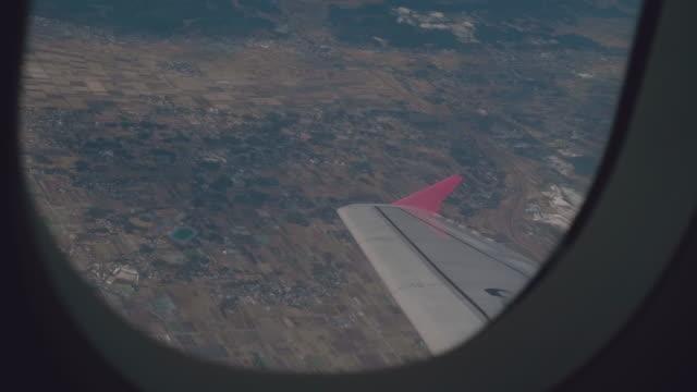 Flugzeug-Fenster