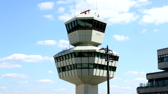 airport control tower - scrutiny stock videos & royalty-free footage